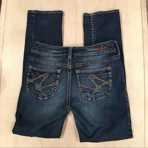 Silver Jeans Suki Slim style size 29